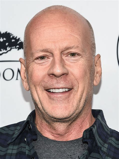 Bruce Willis Actor Producer Tv Guide
