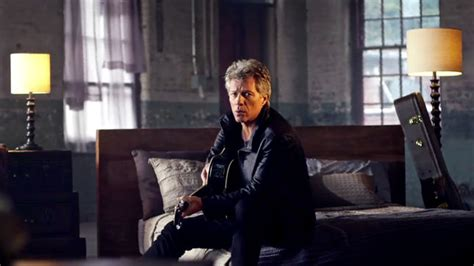 """Bon Jovi Premier New Music Video For """"scars On This Guitar"""