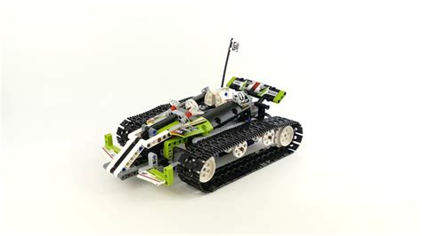 lego technic alternative tracked formula lego technic 42065 alternate moc