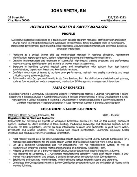 Safety Manager Resume Sle by Safety Manager Resume Berathen 28 Images Raheem Safety Manager Cv New 2015 Safety Manager