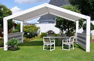 terrassenuberdachung freistehend im garten zuhause With terrassenüberdachung freistehend