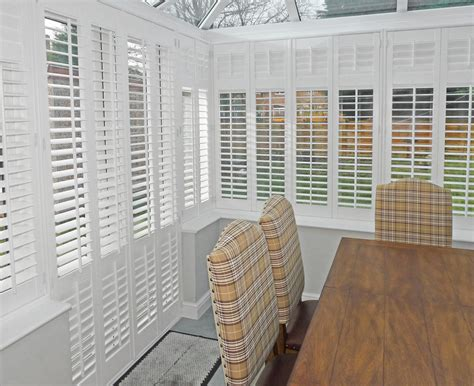 conservatory shutters gallery  scraft