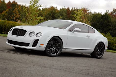 bentley continental 2010 bentley continental supersports