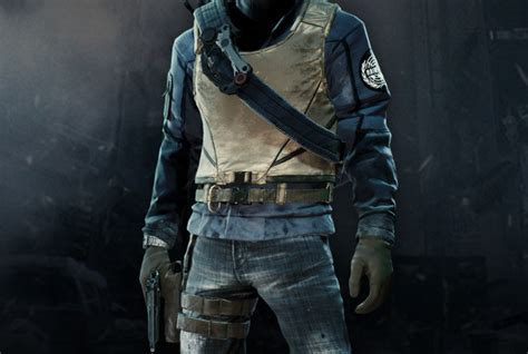 rainbow  siege outfit