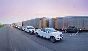 Ford Demonstrates Towing Capabilities Of F-150 All-electric Prototype