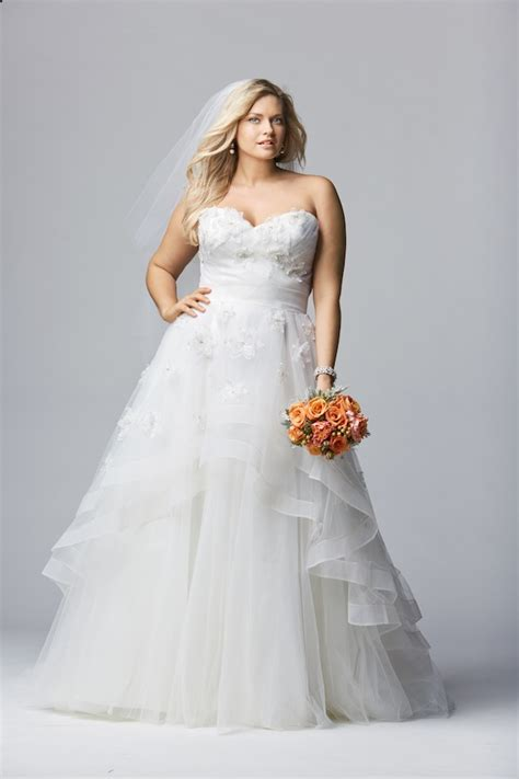 wedding gowns plus size top 10 plus size wedding dress designers by pretty pear