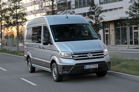 Volkswagen Crafter 2019 by Volkswagen E Crafter Review 2019 Autocar