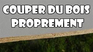 Couper Un Plan De Travail : couper une planche de bois proprement nette sans clats ~ Dailycaller-alerts.com Idées de Décoration