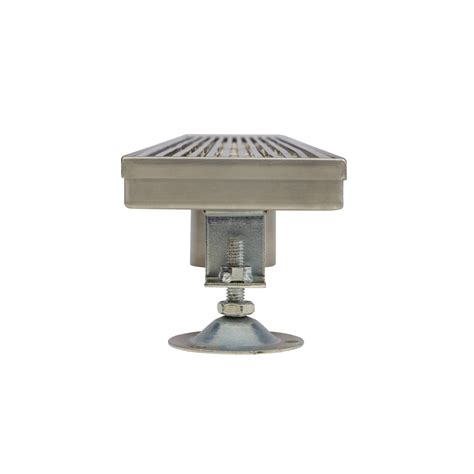 Carmen Outdoor Linear Shower Drain  Outdoor Showers Outdoor