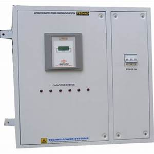 Three Phase 40 Kvar Apfc Panel  Rs 51000   Unit  Techno