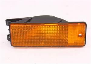 Front Bumper Turn Signal Lamp 85-92 Vw Jetta Mk2