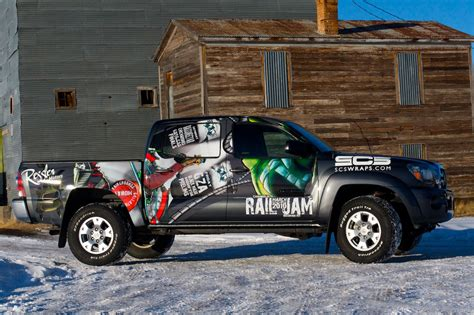 Boat Wraps Tacoma by Chamberlin Rail Jam 2010 183 Scs Wraps