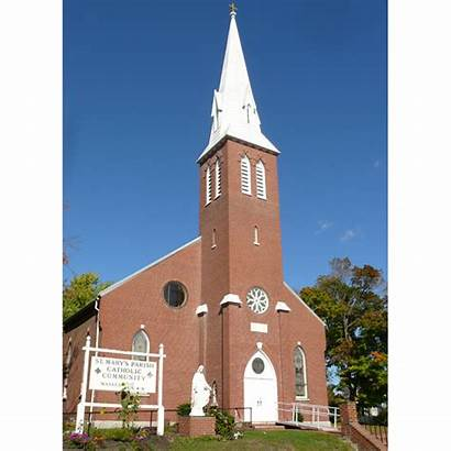 Church Directory St Manchester Mary Catholicnh