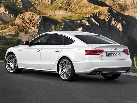 Audi Photo by Audi S5 Sportback Picture 70263 Audi Photo Gallery