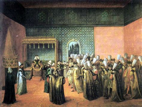 What Did The Viziers Of The Ottoman Divan Do by Divan