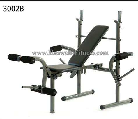 Exertec Fitness Bench by Weight Lifting Exercise Bench Exertec Fitness Equipment
