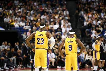 Lakers Angeles Roster Getty Vogel Frank Restart