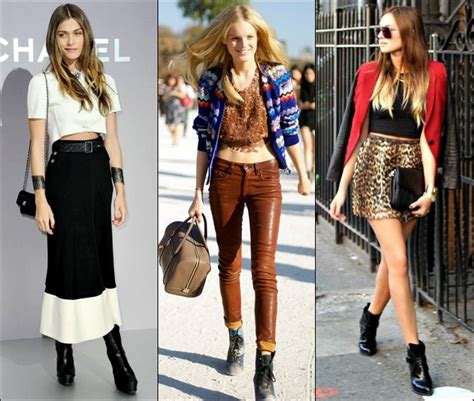 How To Wear A Crop Top For Spring Summer 2013 Trend