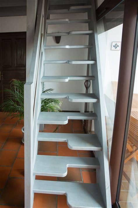 Escalier Gain De Place à Pas Décallés