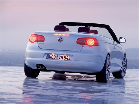2006 Volkswagen Vw Eos Rear Angle 1920x1440 Wallpaper