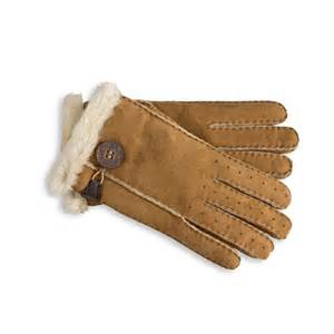 ugg sale uk womens ugg bailey gloves chestnut or chocolate charles clinkard