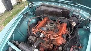 Dodge 413 Motorhome Engine