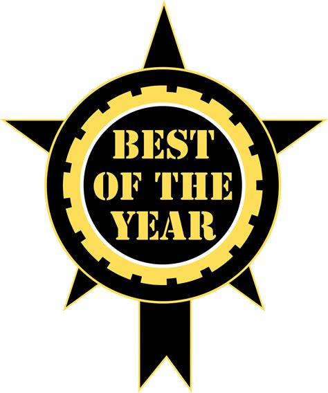 Clipart Best Clipart Best Of The Year Sticker