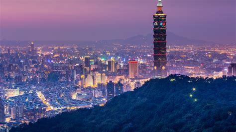 Download Taipei Taiwan Cityscape 7680x4320 Resolution