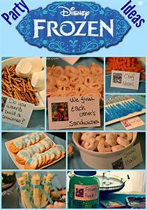 Frozen Birthday Party Ideas - Easy & Budget Friendly ...