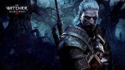 Witcher Animated Wallpaper - the witcher geralt animated wallpaper animated