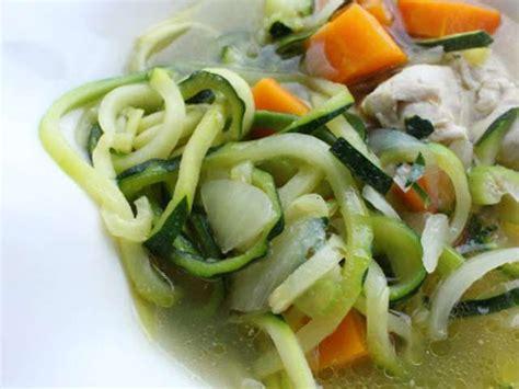 cuisiner une courgette spaghetti recettes de spaghetti 3