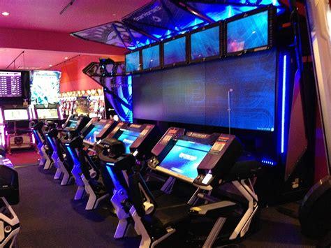 Video Game Arcades In Japan