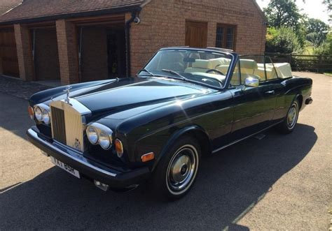 Rolls royce prices in pakistan. 1977 Rolls-Royce Corniche Convertible - Classic Car Auctions