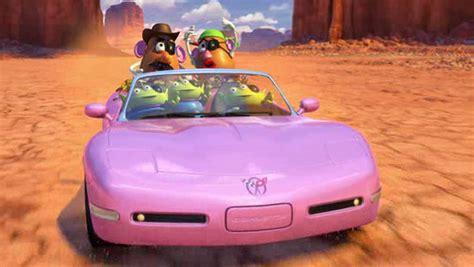 barbies corvette pixar wiki fandom