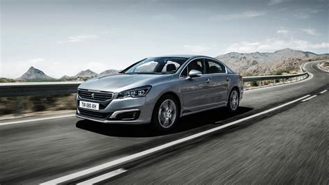 Peugeot Sedan Range Find The Right New Car For You