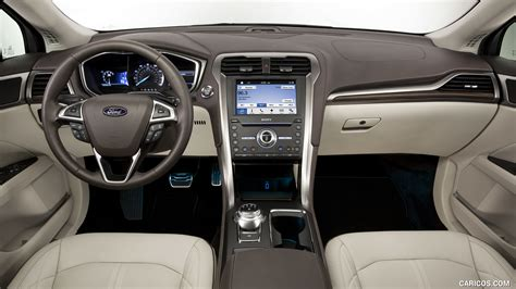 ford fusion interior cockpit hd wallpaper