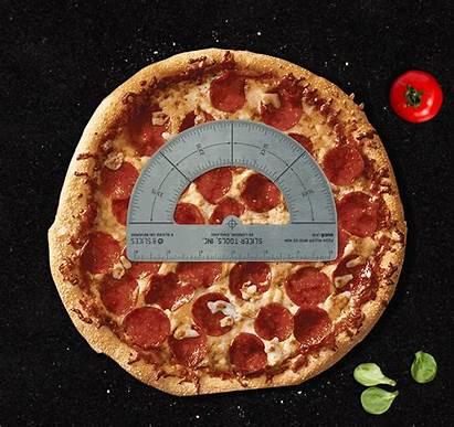 Pizza Cutter Protractor Cut Slices Suck Slice