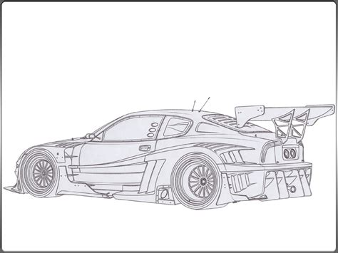 Cool Car Wallpapers Hd Drawings by Concept Car Design Drawing 1024x768 No 16 Desktop