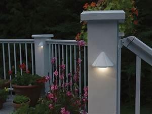 Design pro led deck kichler landscape lighting