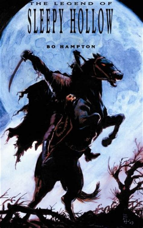 legend  sleepy hollow graphic   bo hampton