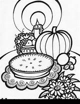 Thanksgiving Coloring Pages Printable Adults Adult Turkey Books Sheets Sheet Colouring Pies November Popular Pilgrim Coloringhome sketch template