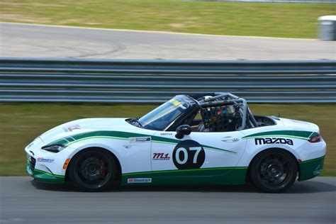 mazda international mazda global mx 5 cup car first drive gtspirit