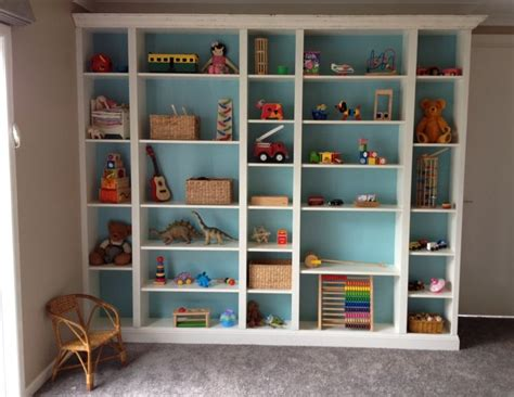 Ikea Billy Builtin Bookcases In Australia This Family
