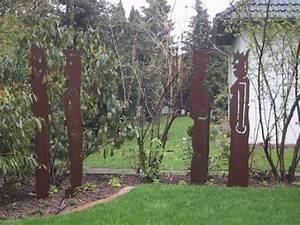 Abstrakte Skulpturen Garten : garten skulpturen aus rostigem stahl ~ Sanjose-hotels-ca.com Haus und Dekorationen