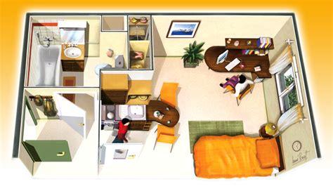 t3 combien de chambre rentrée étudiante demandez votre aide au logement