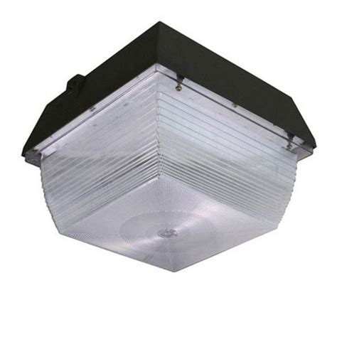 80w led canopy light equal to 320w metal halide hps