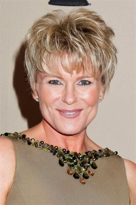 Stupendous Short Hairstyles for Women Over 50 Ohh My My