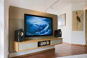 Raumteiler Tv Wand : tv wand als raumteiler fernseher als raumteiler interieur ideen ~ Indierocktalk.com Haus und Dekorationen