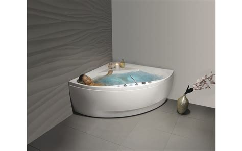 tub usa aquatica hydrorelax jetted corner bathtub usa