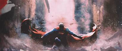 Superman Justice League Background Leauge Widescreen Wide